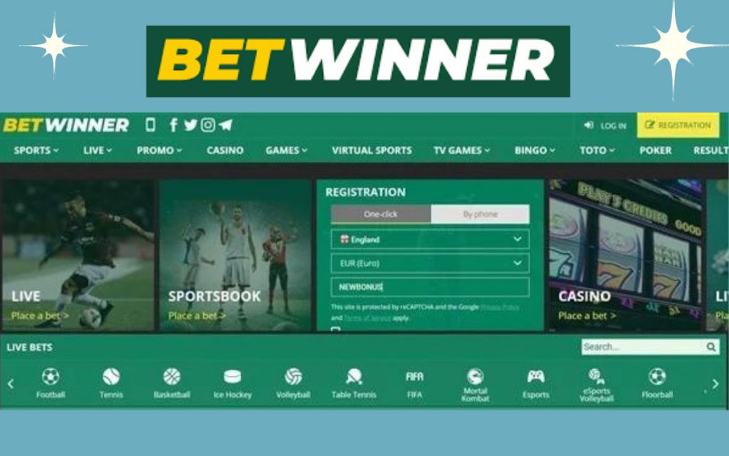 BetWinner has become the main part of the biggest network of sites.
