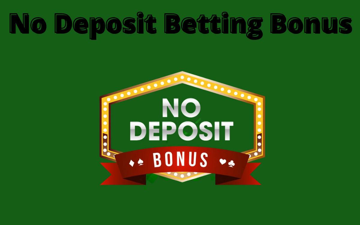 Benefits of no deposit betting bonus in sports betting in India