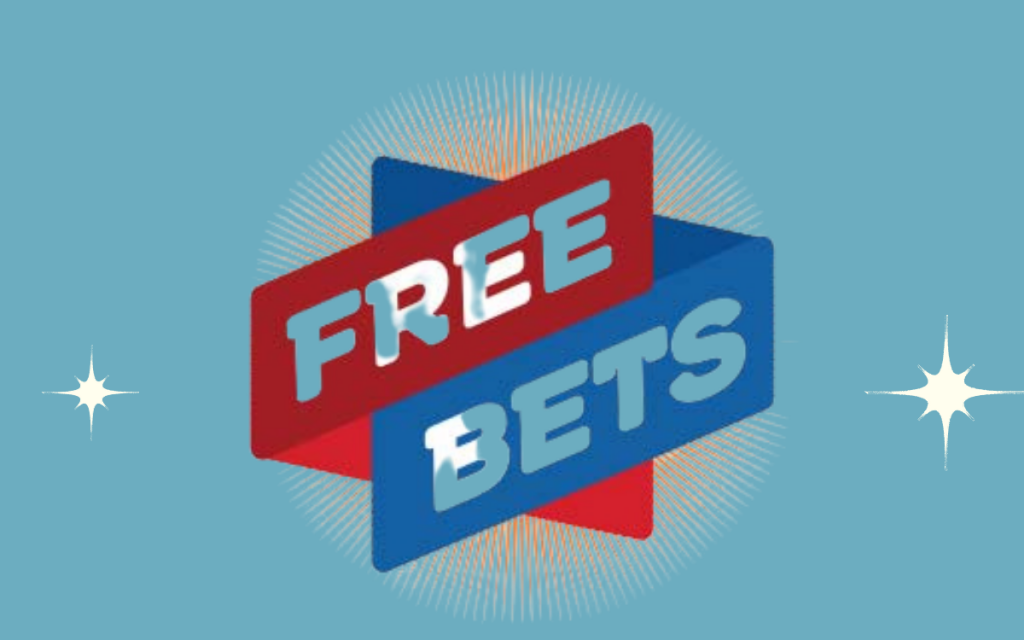 Free bets is a bonus offer that allows you to play a free round of bet.