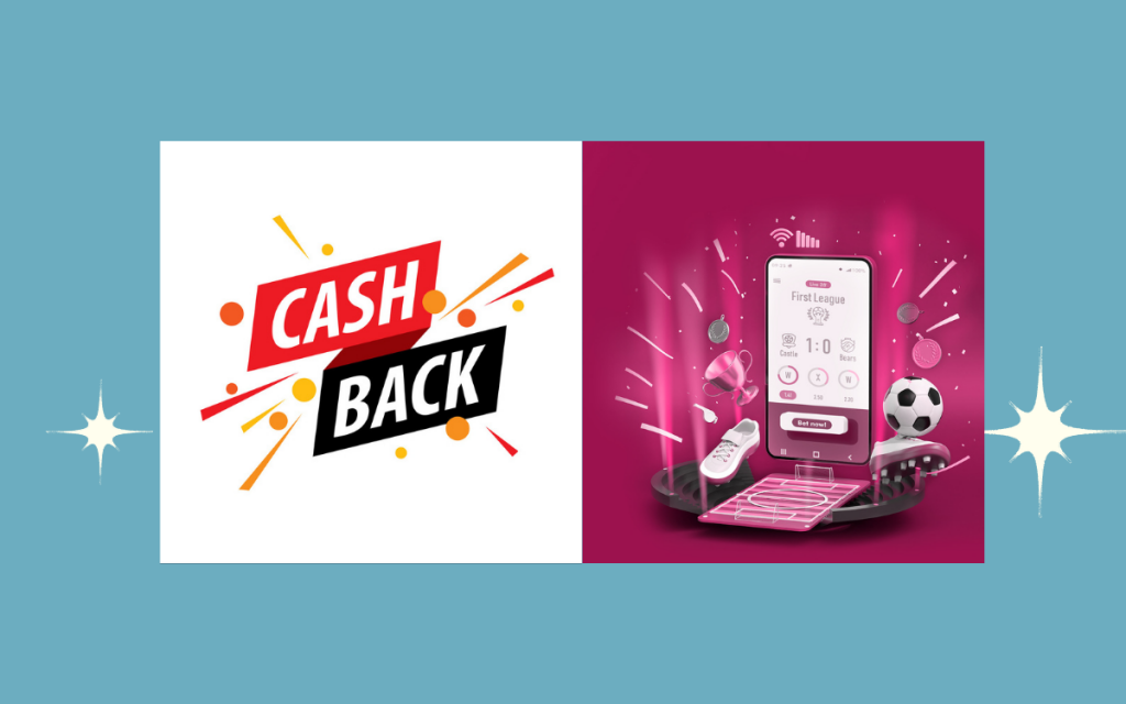 Cash back is another important bonus offer in online betting