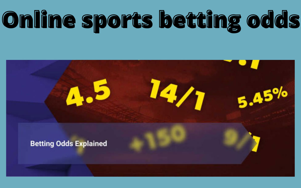 How to read online sports betting odds in India?