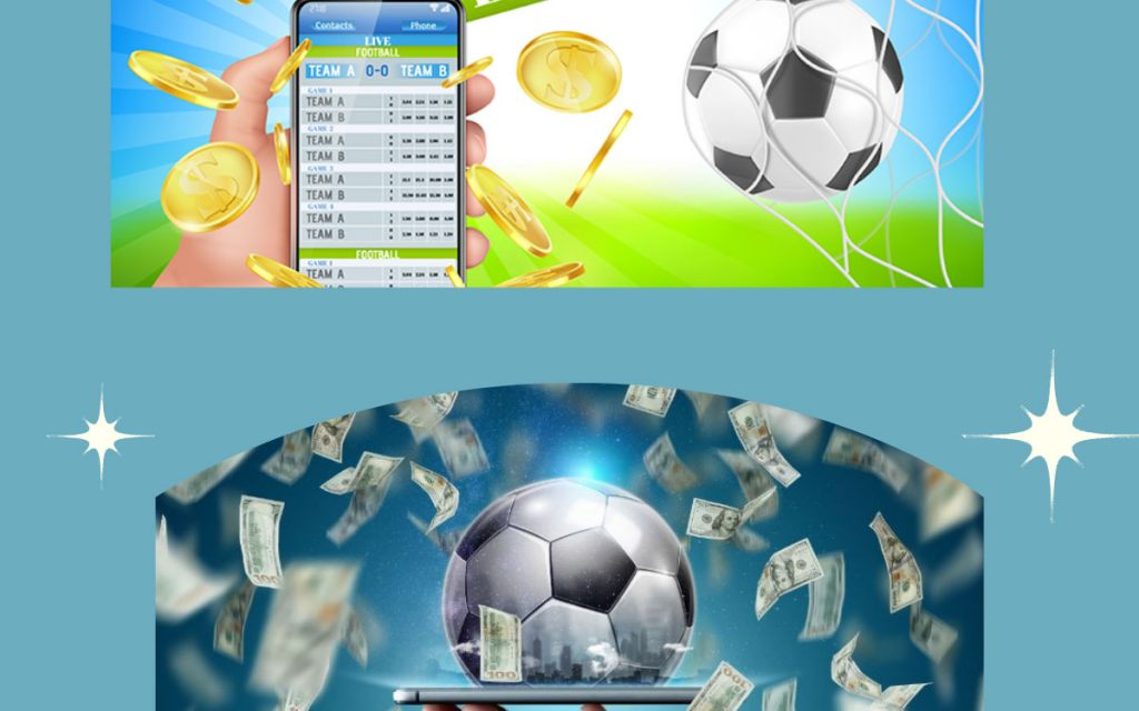 Account on any kind of sports betting platform