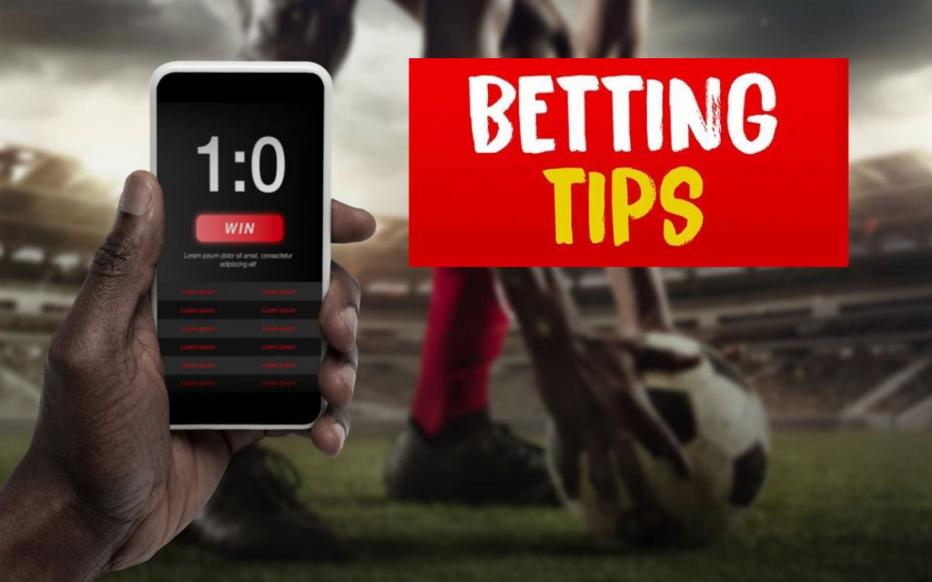 tips and sports betting strategies